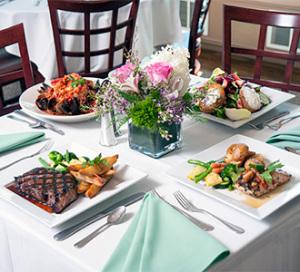 Delanceys-Cuisine-Table-for-Four
